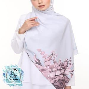 chiffon shawl Malaysia